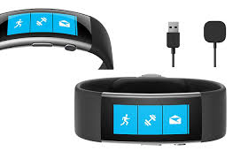 Microsoft Fitness Tracker Microsoft Band 2 Available To Pre Order