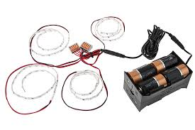led canopy tent lighting kit contents