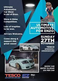 bangor show for enzo