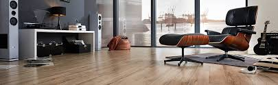 high quality and robust laminate flooring made from sustainable wood of trusted swiss krono quality
