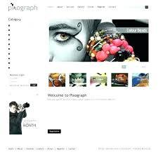 Art Gallery Art Gallery Website Template Free Art Gallery