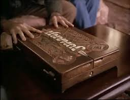 Jumanji Wooden Board Game Man Carves Replica Of The Wooden 'Jumanji' Board Game 50