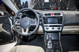 2015 subaru outback interior. Interesting Interior Both Powertrains  On 2015 Subaru Outback Interior