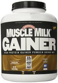 cytosport muscle milk gainer supplement