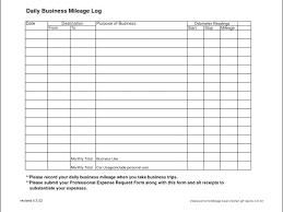 Mileage Report Templates Business Mileage Spreadsheet With Vehicle Maintenance Reimbursement