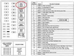 similiar 2001 f350 v1 0 keywords 2001 f150 fuel pump fuse on 2000 ford f350 v1 0 fuse box diagram