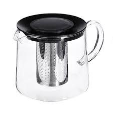 <b>Чайник заварочный 1</b>,5 <b>л</b> SATOSHI Цейлон, жаропрочное стекло ...