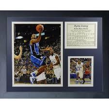 792 x 1024 jpeg 134kb. Legends Never Die Kyrie Irving Duke Framed Memorabilia Wayfair