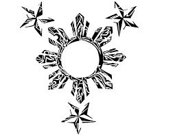 Nautical Star Designs Nautical Stars And Filipino Tribal Tattoos Design