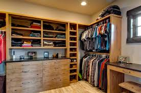 walk closet. Solid Wood Cabinetry Is A Classic Way To Go For Walk-in Closets. Walk Closet