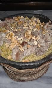 برغل بحمص بزيت زيتون بالفخار للطلب... - زاد الخير لتعليم الطبخ الشرقي  والغربي والحلويات | Facebook