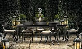 Restoration hardware outdoor furniture reviews Zen Decoration Elegant Restoration Hardware Outdoor Dining Table Patio Furniture Home Wicker Reviews Aeroscapeartinfo Decoration White Outdoor Furniture Cg Restoration Hardware Wicker