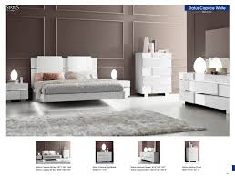 stylish modern white bedroom sets modern bedrooms furniture esf whole furniture