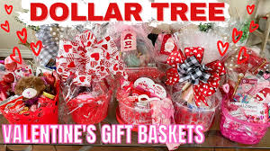 These valentine's day gift ideas are all you need! Dollar Tree Gift Baskets Valentine S Gift Ideas 2021 Youtube