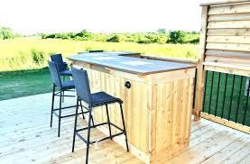build a patio bar. Patio Bar Ideas Pallet Plans Build A How To Easy Outdoor  Free O Top Build A Patio Bar