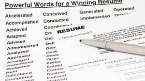 The 10 Best And 10 Worst Words To Use On A Resume Granted Blog