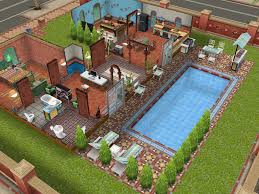 pretty sims house ideas one story architecture within sims story house ideas