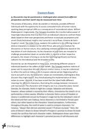 essays on the tempest essays on the tempest the tempest essay on caliban help essay the tempest pdf medium
