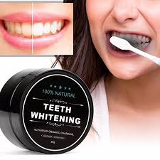 details about hot activated charcoal teeth whitening organic coconut shell powder carbon coco