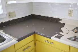 concrete countertop diy faux concrete countertop simple black granite