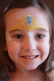 easy princess face painting ideas best 25 princess face painting ideas on elsa face