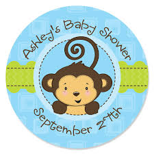 Baby Shower Labels  StickerYou ProductsBaby Shower Tags And Labels