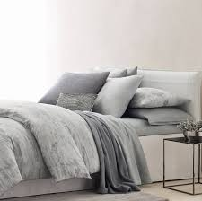 calvin klein caspian egyptian cotton super king bedding set woods fine linens