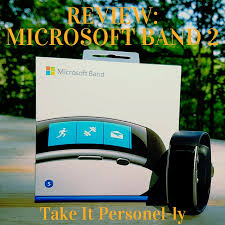 Microsoft Fitness Tracker Review Microsoft Band 2 Great Combination Of Smartwatch