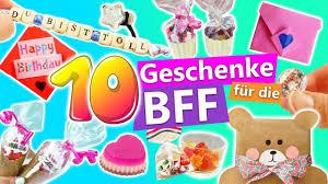 10 Süße Diy Geschenke Für Die Bff Geschenkideen Für Die Beste