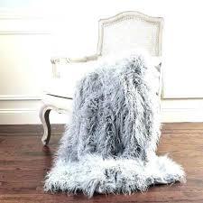 elegant faux fur rug ikea of faux sheepskin throw medium size faux fur sheepskin