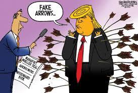 Delphi Cartoons Trump Donald Of Akeratos President On