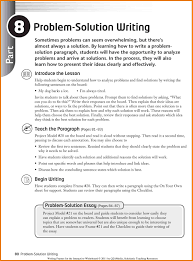 ideas for problem solution essay action words list ideas for problem solution essay 0545305837 e008 jpg