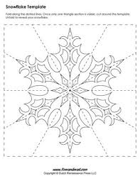 Snowflakes Template Pdf Snowflakes Templates Printables Major Magdalene Project Org
