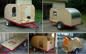 Small Picture DIY Teardrop Camping Trailer httpwwwdecorationarchcom