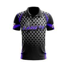 Pro Style Purple Octamesh Jersey