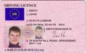 british Uk United Kingdom Driver For Of Fake Driving Buy Sale Licence License
