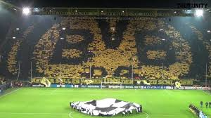 Maybe you would like to learn more about one of these? Borussia Dortmund Mancity Choreo Champions League Youtube