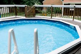 12 above ground swimming pool designs