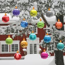 Outdoor Christmas Decorating Decoration Ideas Cool Image Of Outdoor Christmas Decorating Design