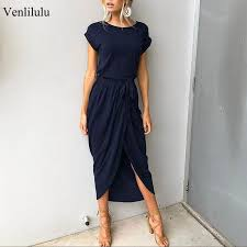 <b>2019</b> Plus Size Party Dresses <b>Women Summer</b> Long Maxi Dress ...
