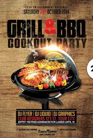 Barbecue Flyers Downoad 20 Tasty Bbq Event Flyer Templates