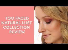 <b>Natural Lust</b> Eye Shadow Palette - <b>Too Faced</b> | MECCA