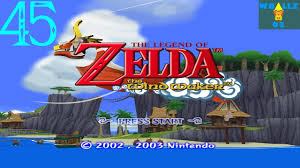 Legend Of Zelda Wind Waker Part 45 Great Fairy Chart And Upgrade