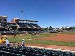Isotopes Park Section 116 Home Of Albuquerque Isotopes