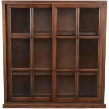 office bookcases with doors. Greg Walnut Glass Door Bookcase Office Bookcases With Doors O