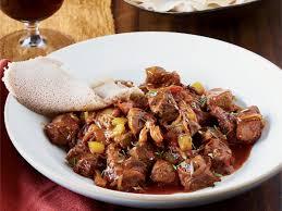 Lamb Stew Recipe Ethiopian Spiced Lamb Stew Recipe Food Wine