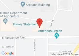 Illinois State Fair Aug 2020 Springfield Usa Trade Show