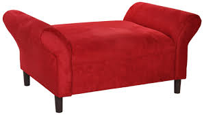 window chair furniture. Isadora Day Bed Window Seat Red Crypton Chair Furniture