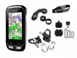 <b>Велокомпьютер с GPS</b> Garmin Vector Комплект с Edge 1000 ...