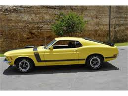 1970 Ford Mustang Boss 302 for Sale | ClassicCars.com | CC-771982